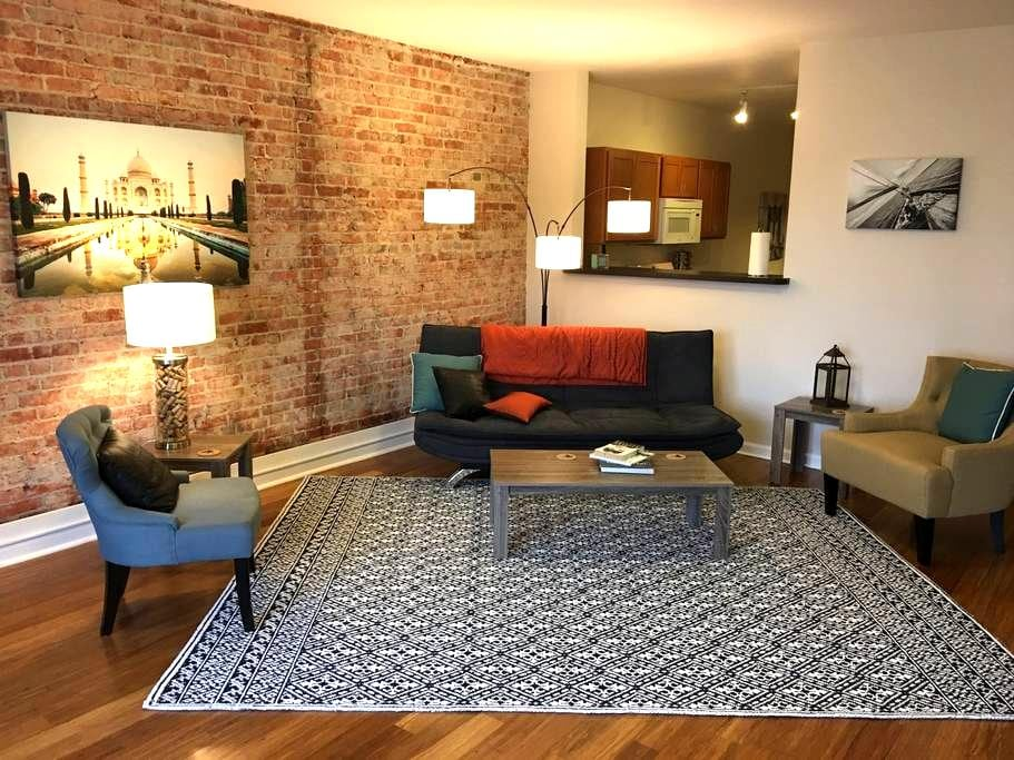 City center loft living - Spokane - Ortak mülk