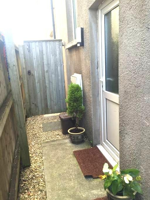 One bed flat Cardiff city centre - Rumney - Appartement
