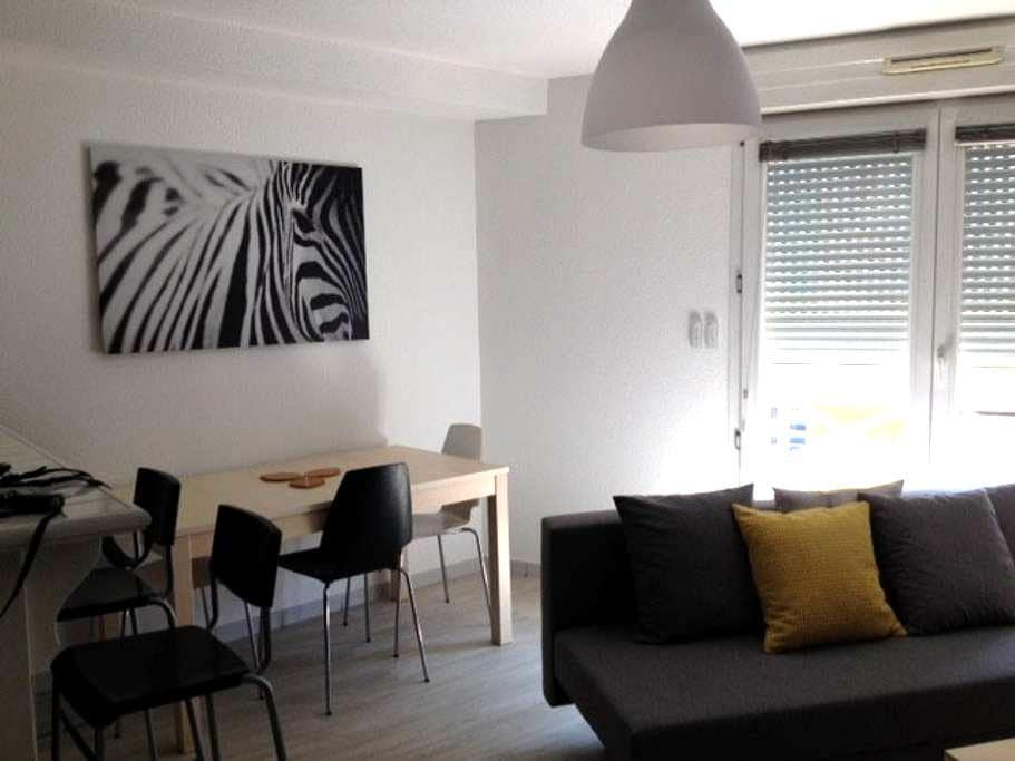Appartement entièrement refait - Bagnères-de-Bigorre - Apartment