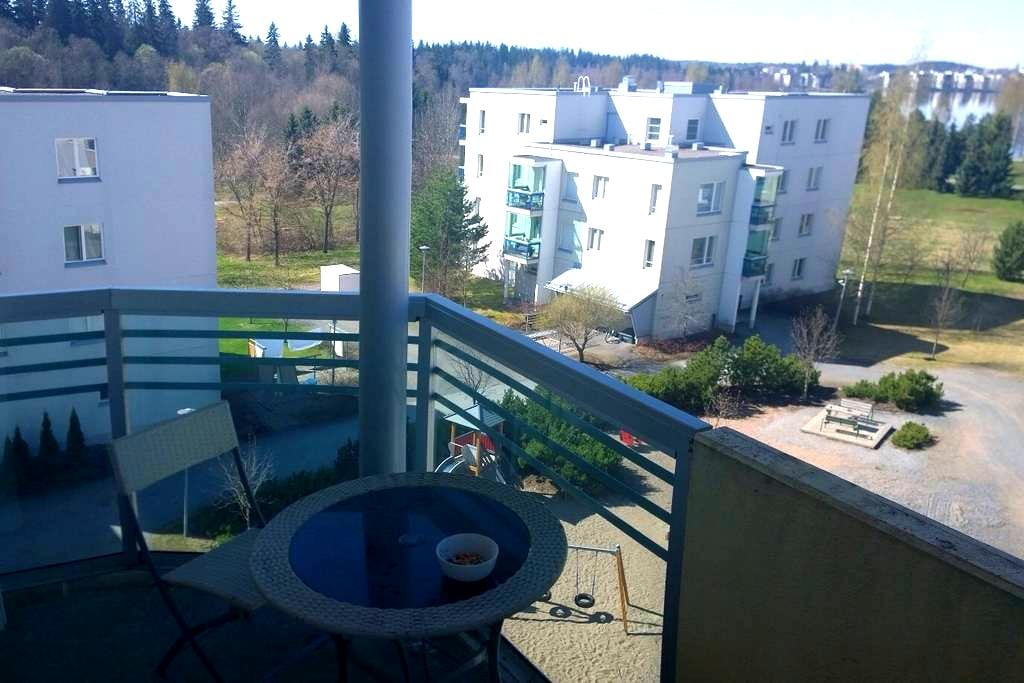 Penthouse studio near center. - Tampere