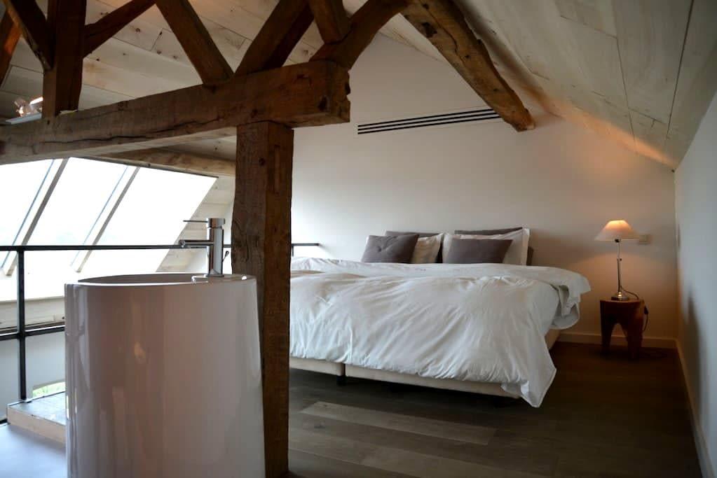 Prachtige kamer met mezzanine - Maasmechelen - Bed & Breakfast