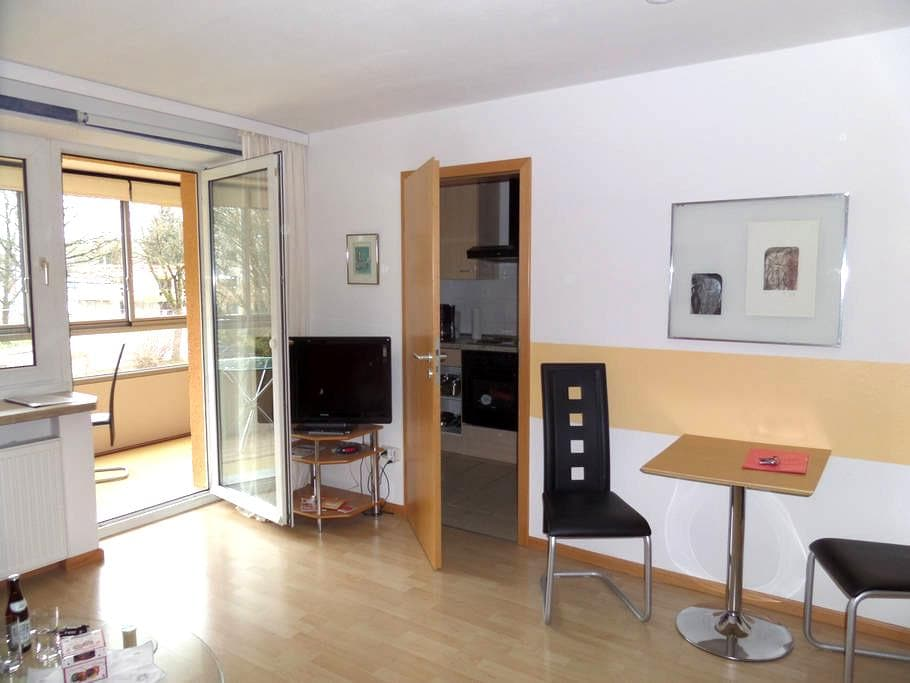 Sunny apartment Germering/b. München - Germering