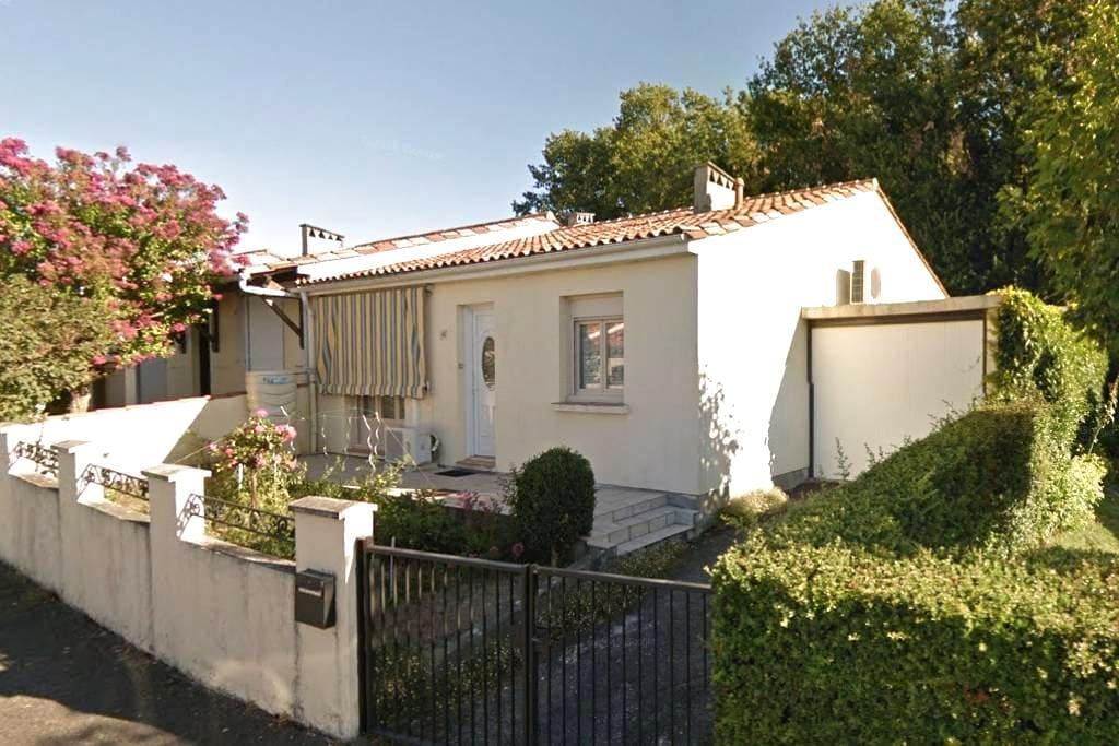 Charmente maison de ville - Angoulême