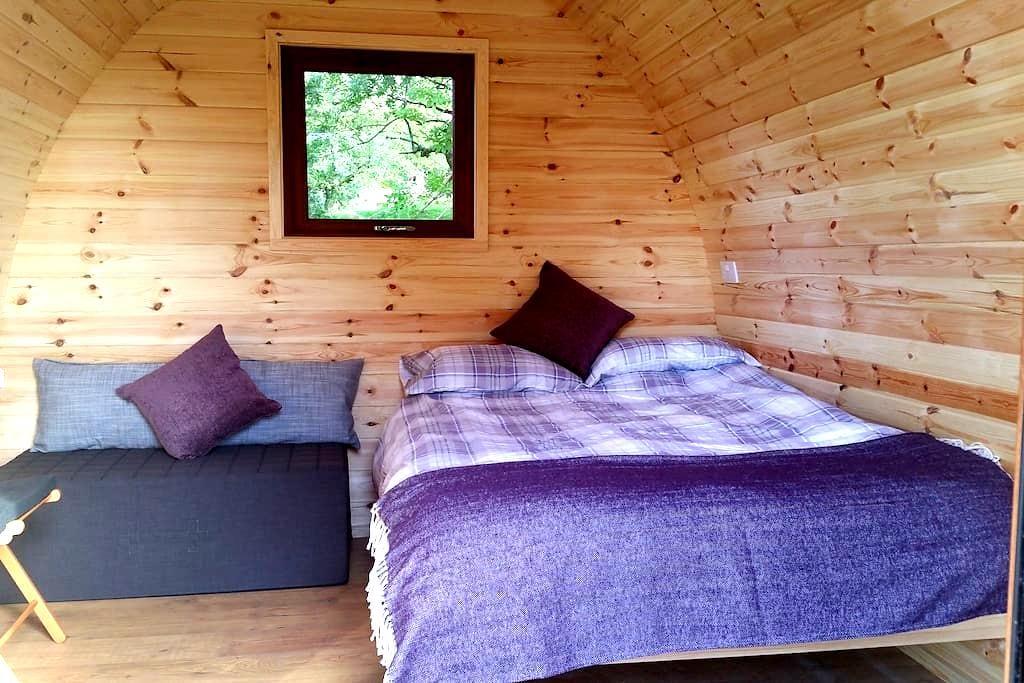 "Howgills Hideaway Glamping pods - ""Brown Moor"" - Cumbria - Cabaña"