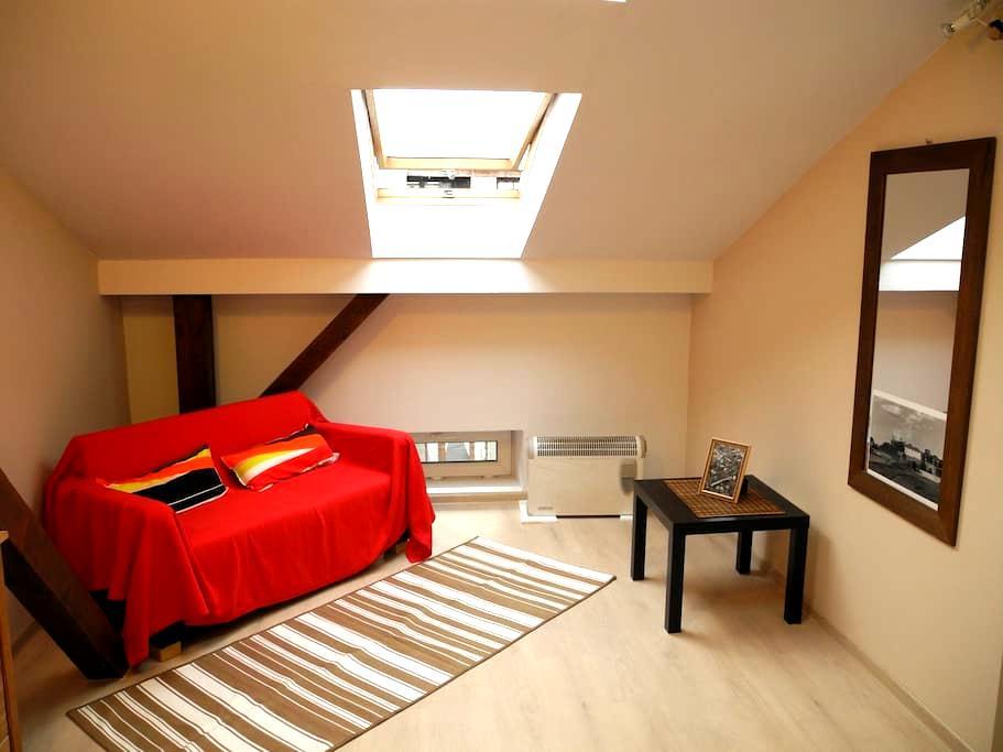 Wawel apartment (free extras). - 크라쿠프 - 아파트