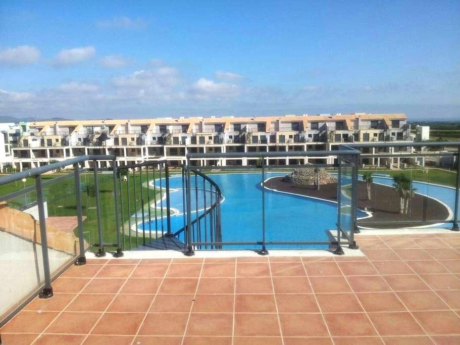 Apartamento Panoramica Golfmar Resort IV - Sant Jordi - Appartement