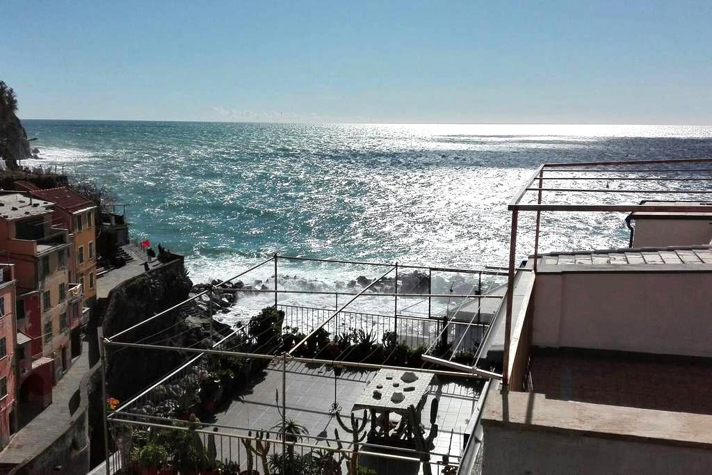 RioRooms #2 SunRoom - Riomaggiore - House