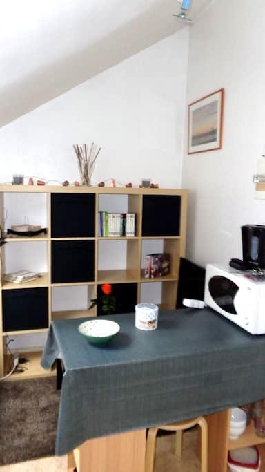 Petit studio - Hyper-centre - Rennes - Lejlighed