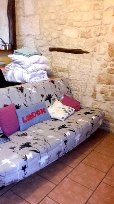 Studio&Relax in Mello (not Cires-les-Mello) - Cires-lès-Mello - Lejlighed