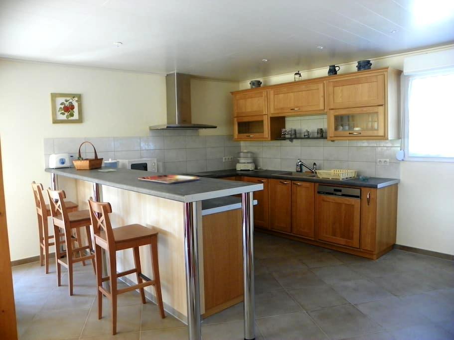 Maison 6 à 8 personnes à Kilstett - Kilstett - Haus