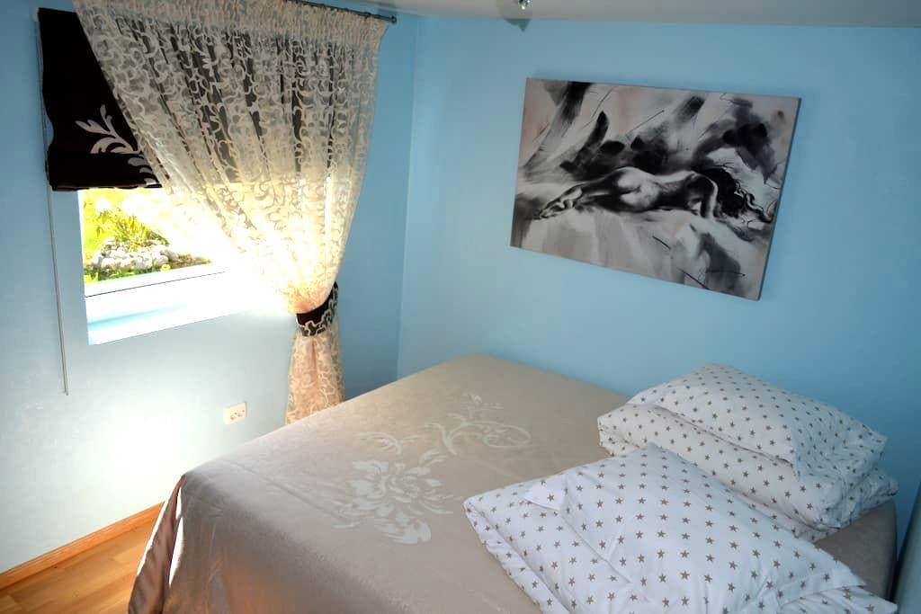 Lovely double bedroom  - Kongsberg - House