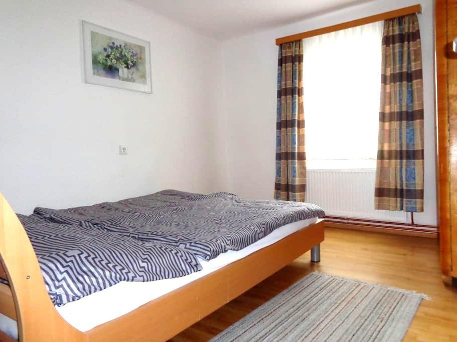 Room near Wachau with new bathroom - Gansbach - Huis