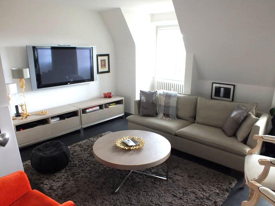 "Appartement ""Grand'Ill"" - Strasbourg - Lejlighed"