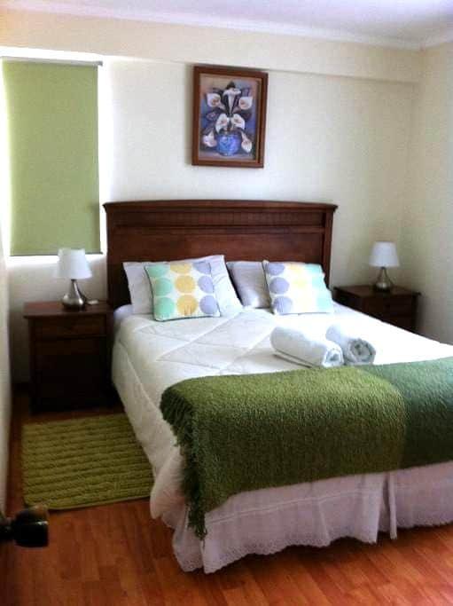 Depto. 2 dormitorio Las Condes - Las Condes - Appartement