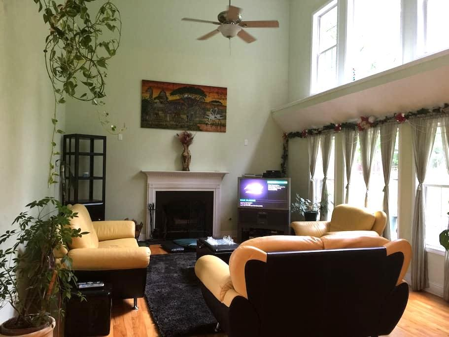 SPECIAL-South of Atlanta-OpenHouse - McDonough - Casa