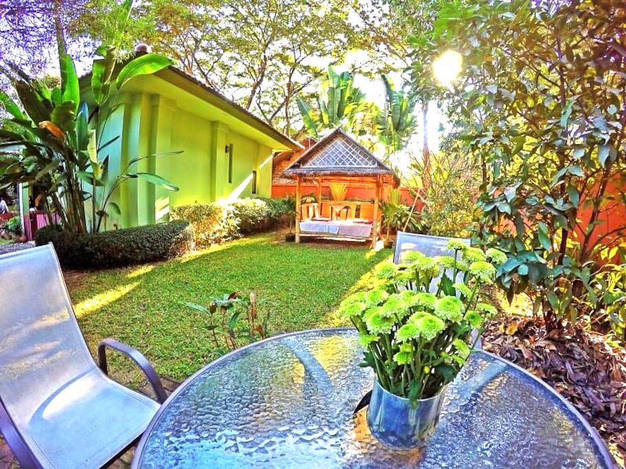 September Inn Villa-Double Suite - Chiang Mai - Casa de camp