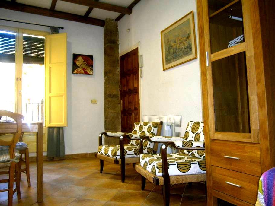 Estudio en el centro del Barri Vell - Girona - Wohnung