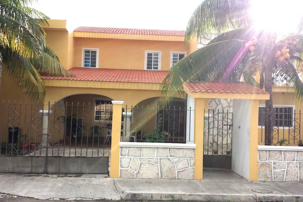 Casa Chala-Michal - Double - Cozumel - House