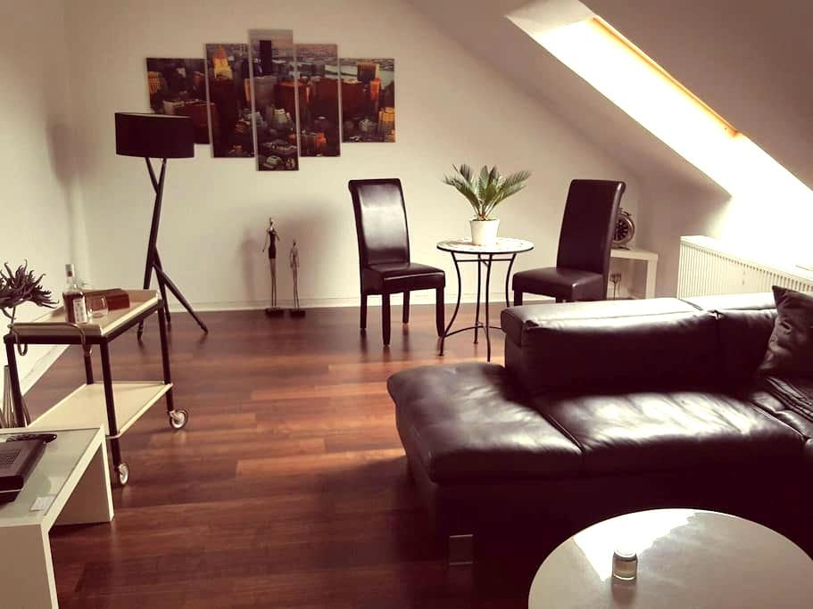 ☆Charming Düsseldorf City Apartment - Düsseldorf - Leilighet