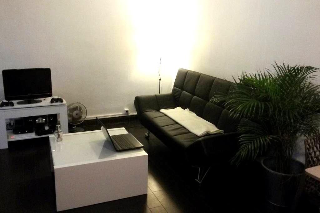 Studio confort quartier part-dieu + parking - Lyon - Lakás