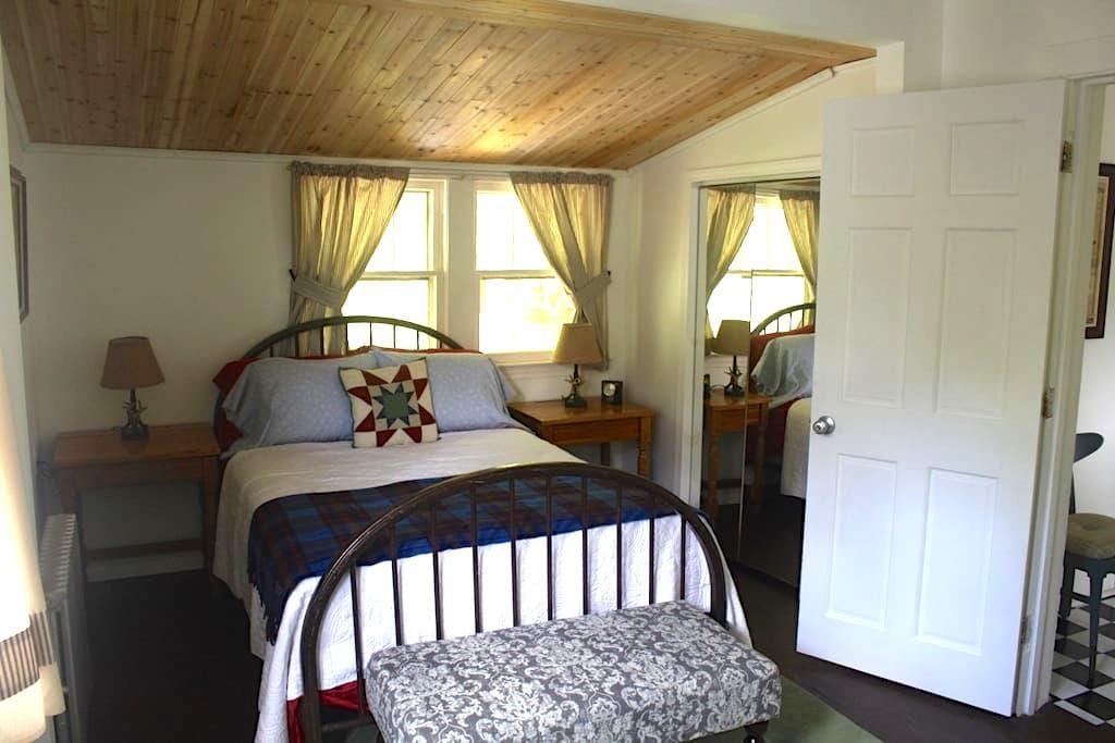 Private Charming Country Apartment - Livingston Manor - Apartamento