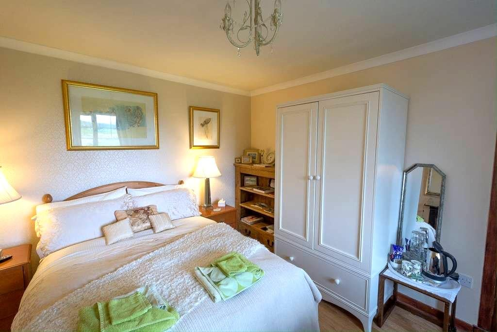 Bed and Breakfast in cosy cottage - Portree - Oda + Kahvaltı