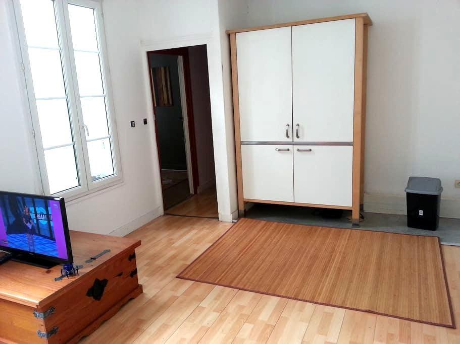 Appartement centre de saintes - Saintes - Apartment