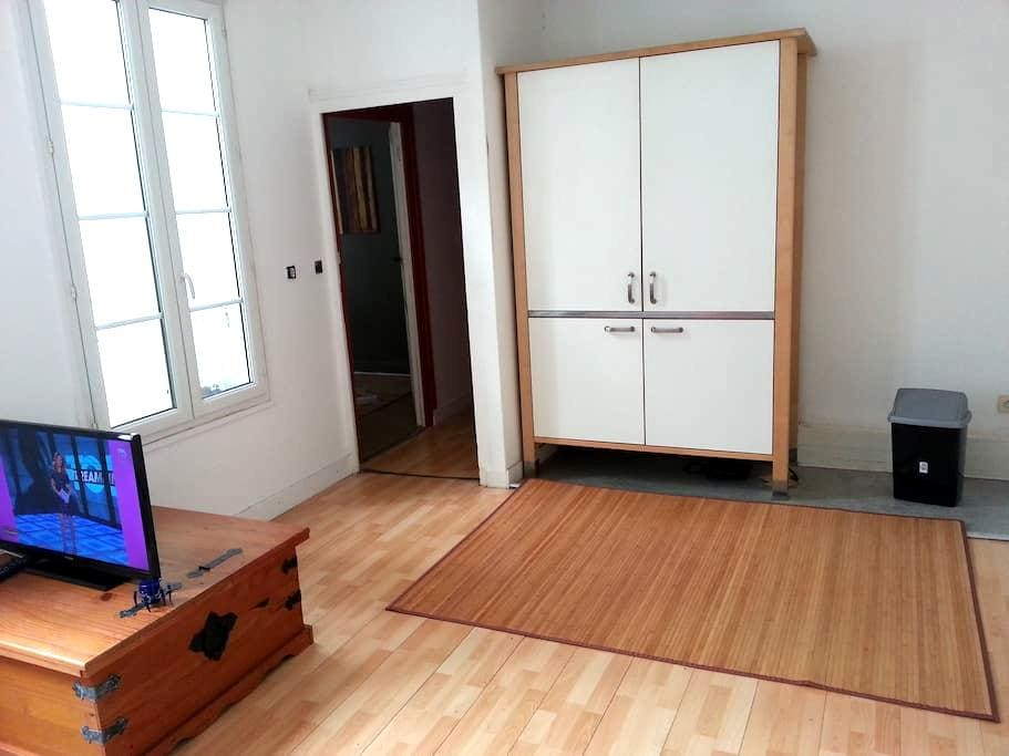 Appartement centre de saintes - Saintes - Apartamento