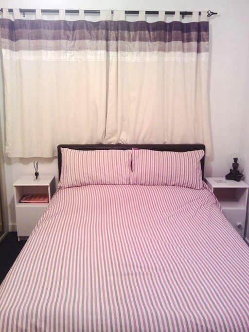 Spacious double room near Glasgow - Hamilton - Casa
