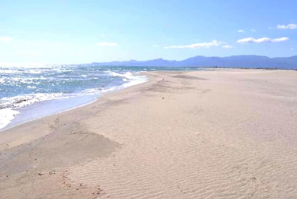 Studio 2 personnes 50m de la plage - Saint-Cyprien - Byt