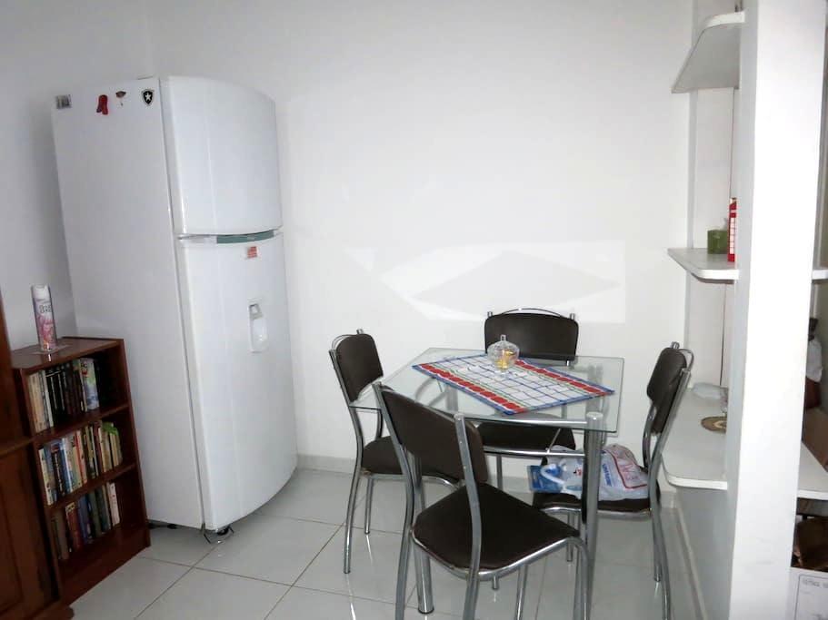 STUDIO good location: near subway - FLAMENGO - Rio de Janeiro - Appartement