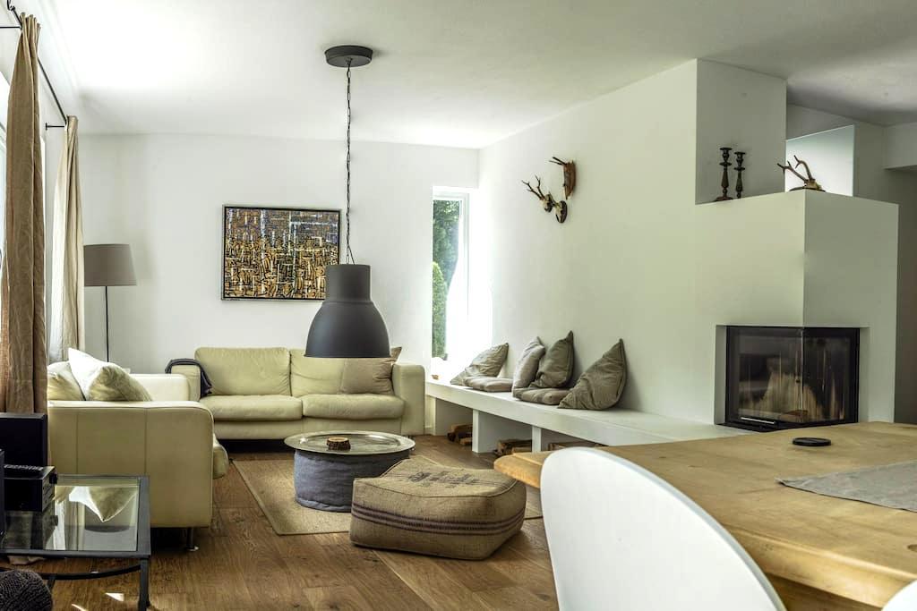 Tegernsee Chalet - Gmund am Tegernsee - Casa