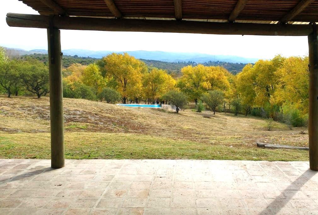 Chakana - Sitio de Paz y Naturaleza. - San Antonio de Arredondo - Casa