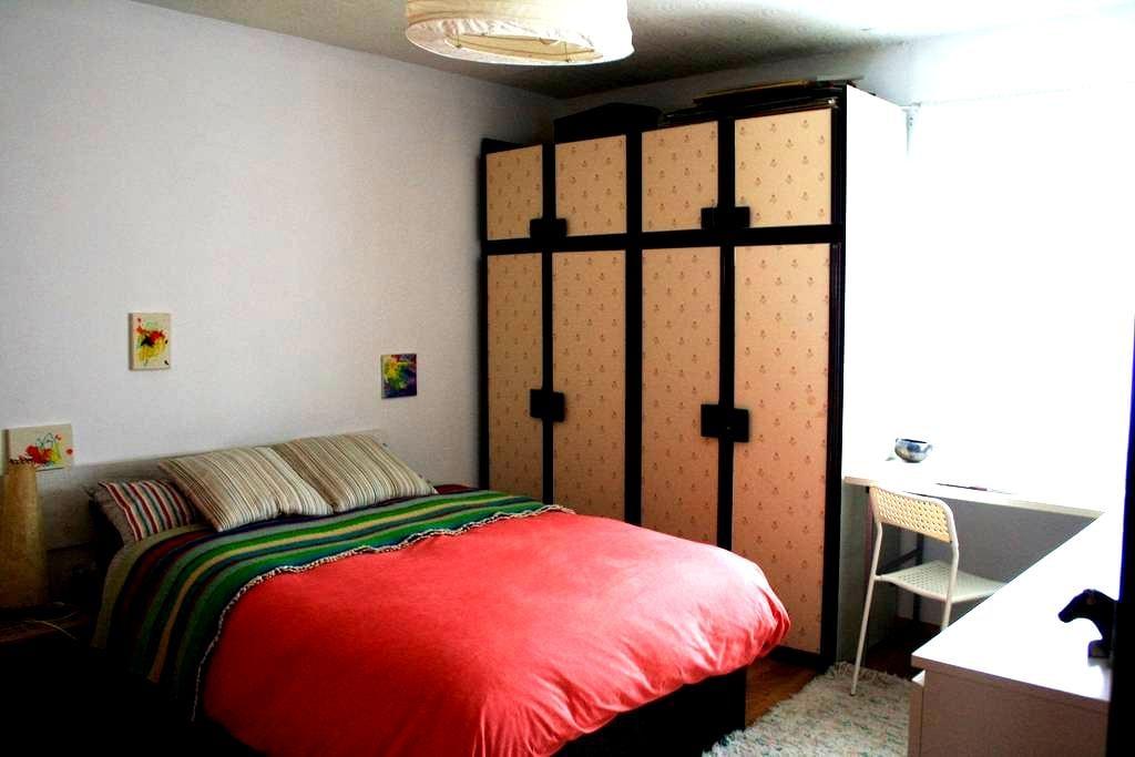 Habitación en el Casco Antiguo - Gijón - Lägenhet