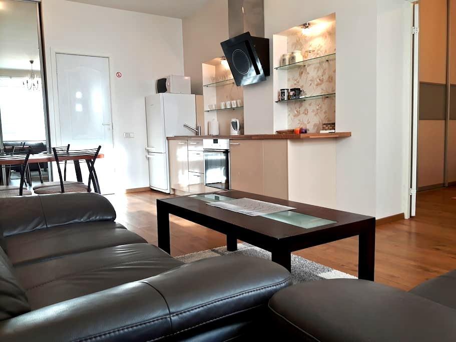 Kaunas Center Apartment, Laisves av - Kaunas - Pis