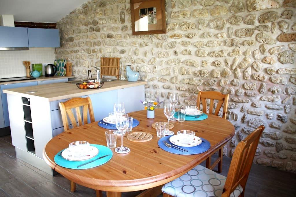 Lavender Cottage - Neuville-Bosc - Casa