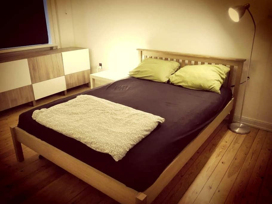 Cosy Private Bedroom near centre - Herning - Apartamento