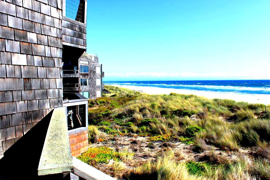 Oceanfront Condo at Pajaro Dunes - Watsonville