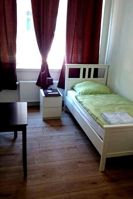 1A Einzelzimmer im Zentrum-Nürnberg - Nürnberg - Wohnung