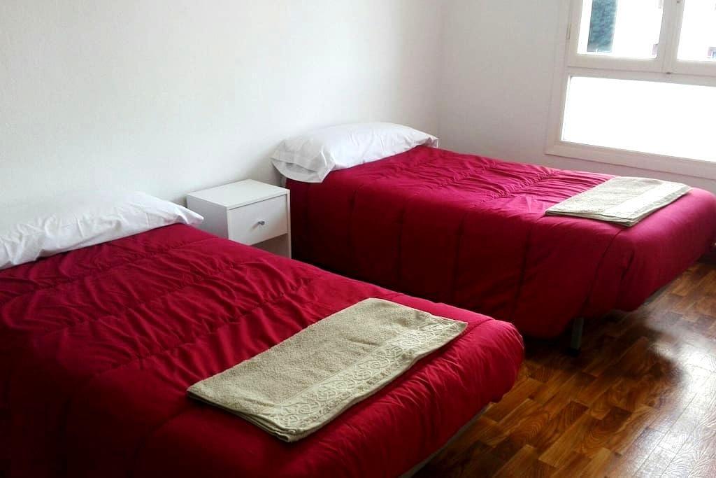 Habitación a 15 min de playa en bus - Astigarraga - Apartment