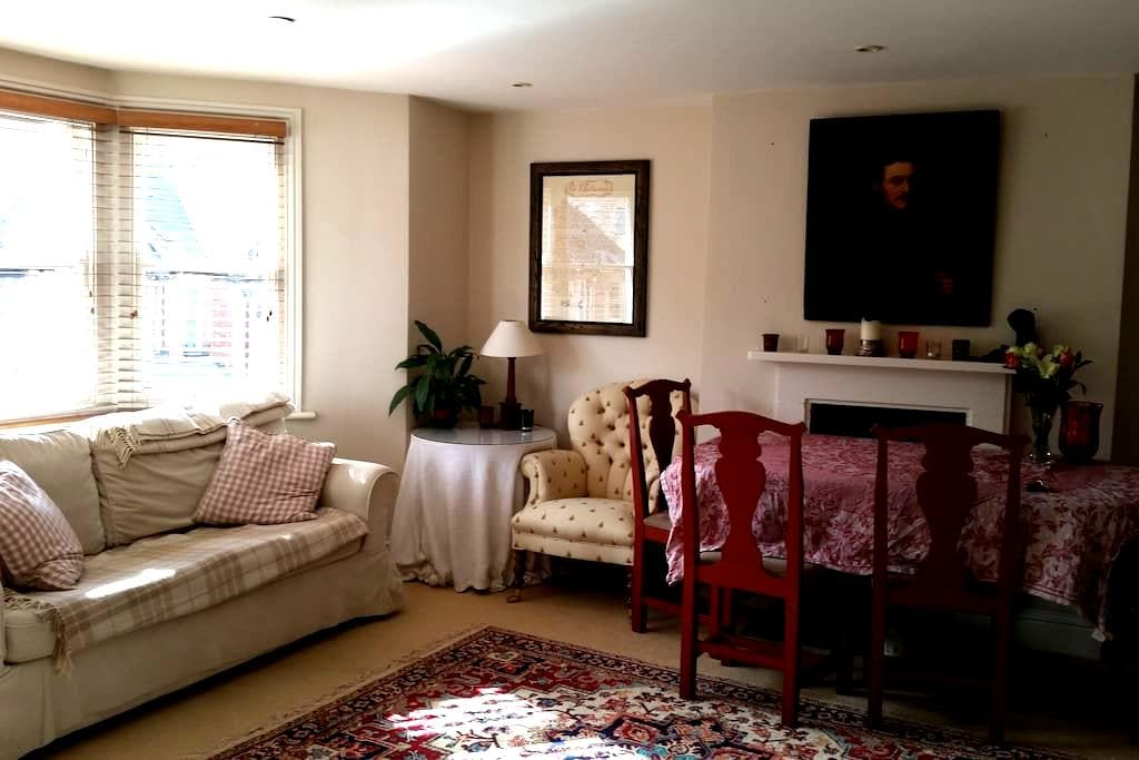 Cosy 2 bed maisonette in Stroud - Stroud - Lägenhet