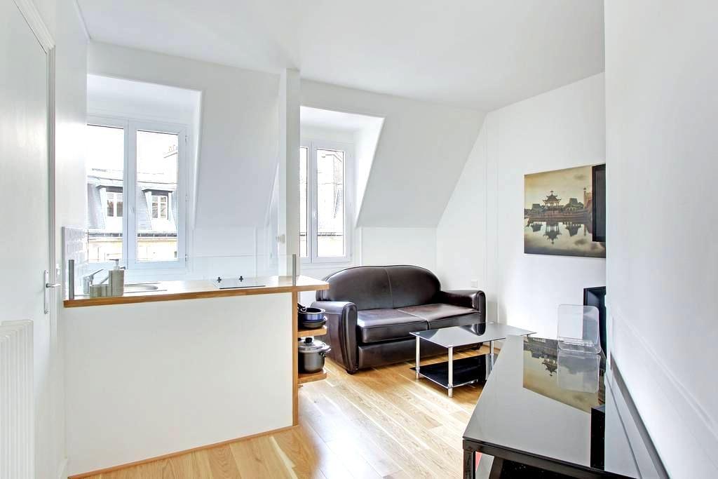 Lovely place in Champs Elysées - Paris - Apartemen
