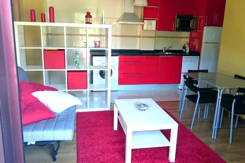 Apartamento con cocina americana. - Limpias - Apartment