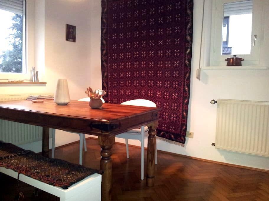 Cosy flat in Stuttgart, 60 qm - Stuttgart - Leilighet