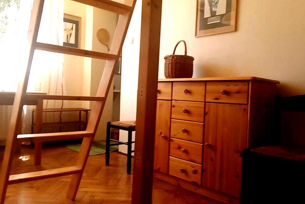 Little cosy flat with parking. - Český Krumlov - Apartment