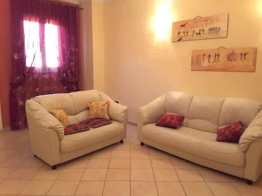 Sicilian Typical House. Wi-Fi free - Pietraperzia - Apartment