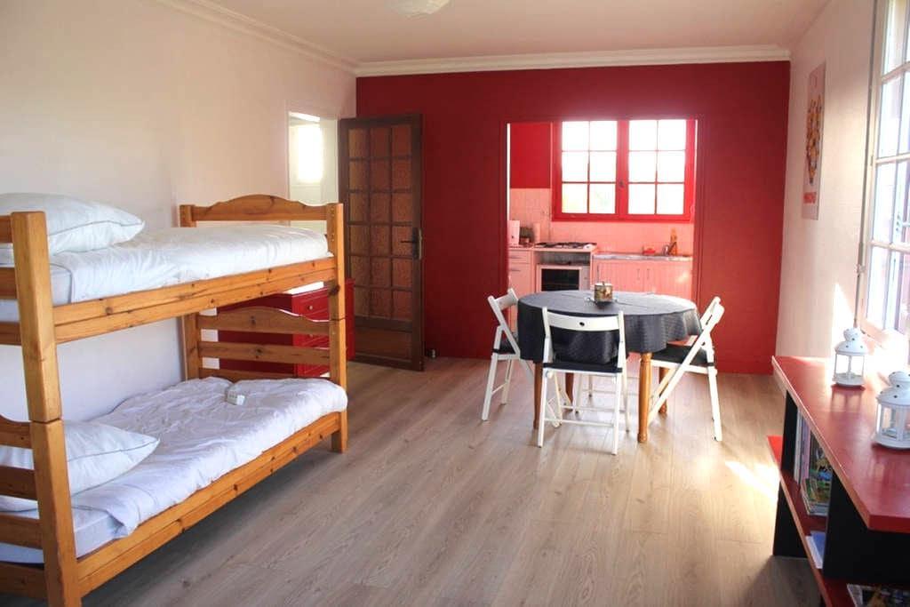 Beau studio rénové à 5 min du Puy du Fou - Saint-Malô-du-Bois