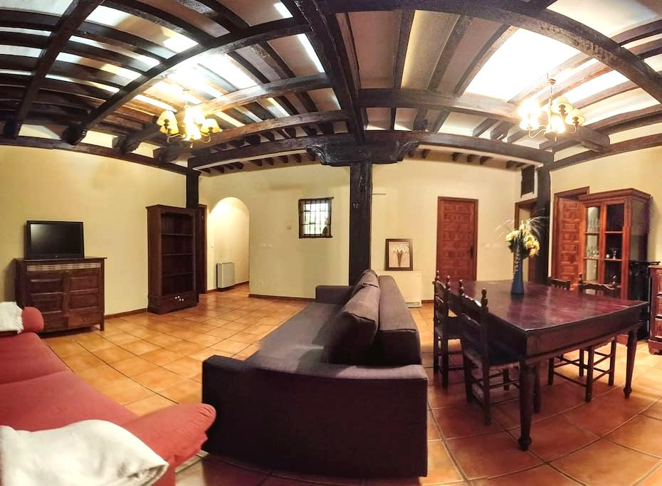 Rustic flat in the center of Aranjuez - Aranjuez - Apartamento