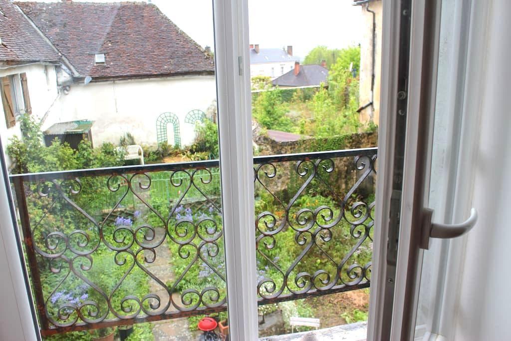 La maison de Mère-grand avec jardin - Bellême - Townhouse