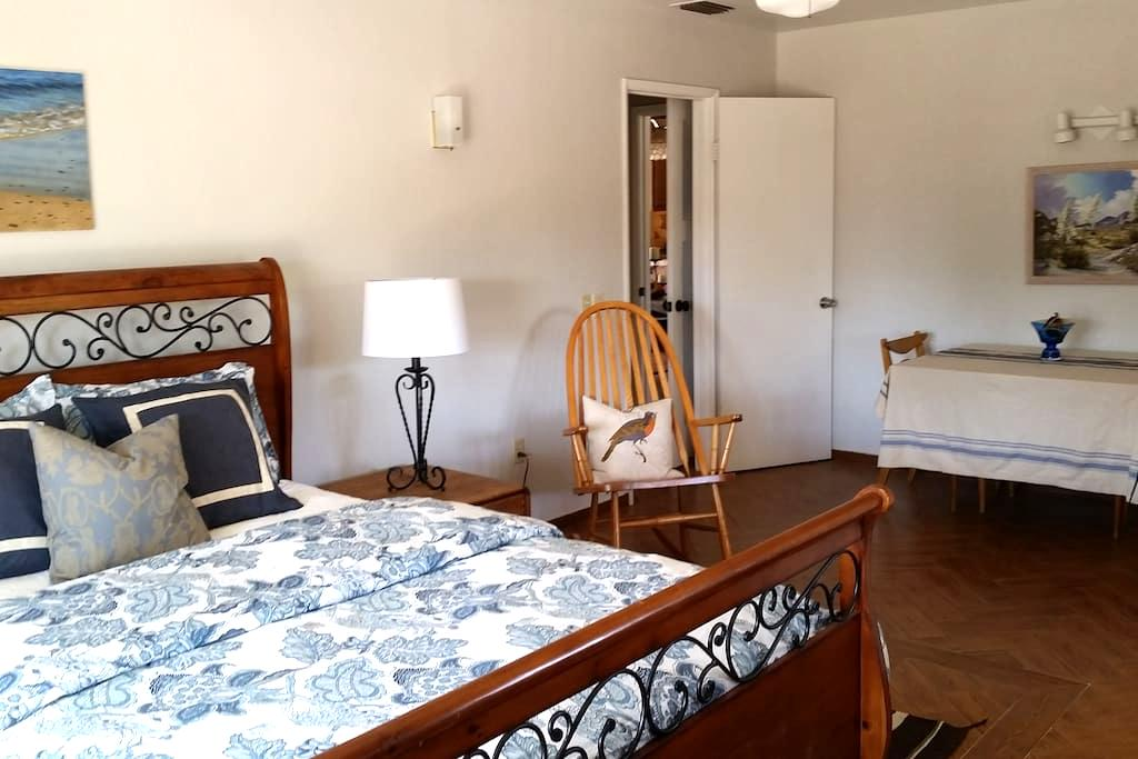 Fortaleza Ranch - Guest suite/families/horses! - Winchester - Pension